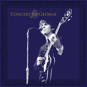 Concert For George (180g) (Limited-Edition), 4 LPs