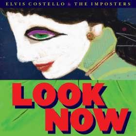 Elvis Costello: Look Now (Deluxe-Edition), 2 CDs