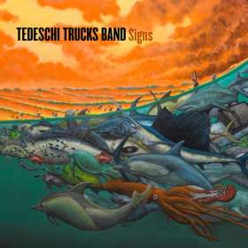 Tedeschi Trucks Band: Signs, CD