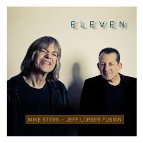 Mike Stern & Jeff Lorber: Eleven, CD