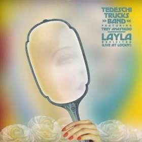 Tedeschi Trucks Band & Trey Anastasio: Layla Revisited (Limited Edition) (Translucent Blue Vinyl) (exklusiv für jpc!), LP