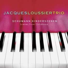 Jacques Loussier (geb. 1934): Schumann: Kinderszenen, CD
