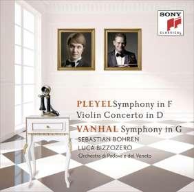 Ignaz Pleyel (1757-1831): Symphonie F-Dur (B.136), CD