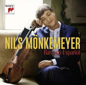 Nils Mönkemeyer - Barroco Espanol, CD