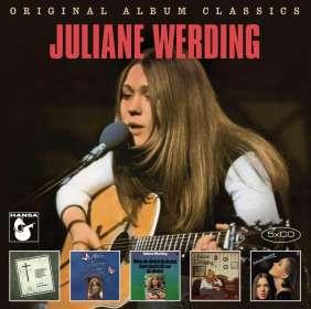 Juliane Werding: Original Album Classics, CD