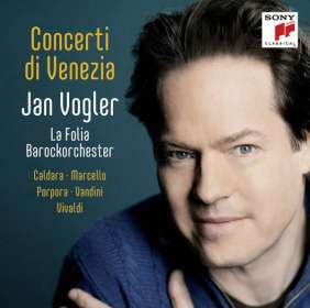 Jan Vogler - Concerti di Venezia, CD