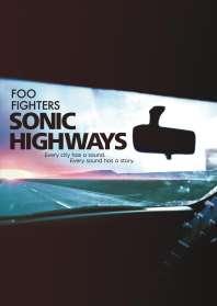 Foo Fighters: Sonic Highways, 4 DVDs