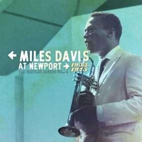 Miles Davis (1926-1991): Miles Davis At Newport: 1955-1975: The Bootleg Series Vol. 4, 4 CDs