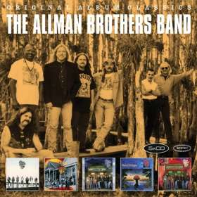 The Allman Brothers Band, Diverse