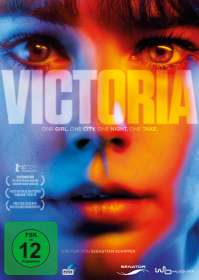 Victoria, DVD