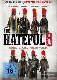 The Hateful 8, DVD