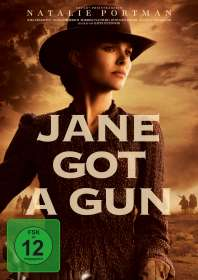 Jane Got A Gun, DVD