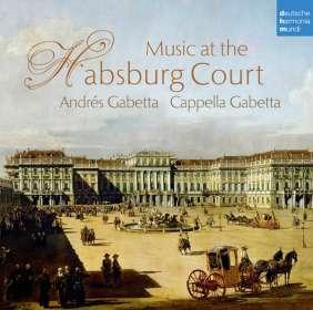 Musik am Hof der Habsburger, CD