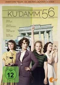 Ku'damm 56, 2 DVDs