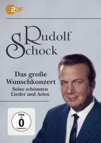 Rudolf Schock - Das große Wunschkonzert, DVD