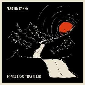 Martin Barre: Roads Less Travelled, CD
