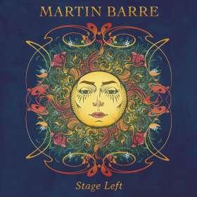 Martin Barre: Stage Left, CD