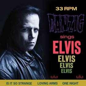Danzig: Sings Elvis, CD