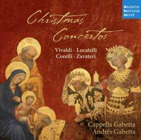 Cappella Gabetta - Christmas Concertos, CD