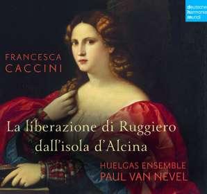 Francesca Caccini (1587-1640): La Liberazione di Ruggiero dall'Isola d'Alcina, 2 CDs