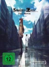 Steins; Gate - The Movie, DVD