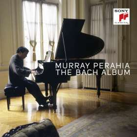 Murray Perahia - The Bach Album, CD