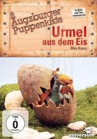 Harald Schäfer: Augsburger Puppenkiste: Urmel aus dem Eis, DVD