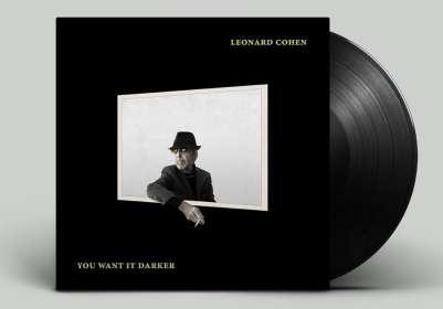 Leonard Cohen (1934-2016): You Want It Darker (180g), LP