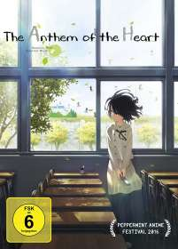 Tatsuyuk Nagai: The Anthem of the Heart, DVD