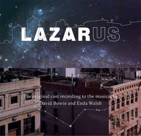Lazarus (Original Cast Recording), 2 CDs
