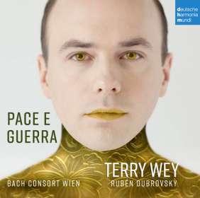 Terry Wey - Pace e Guerra, CD