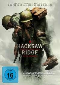 Mel Gibson: Hacksaw Ridge, DVD