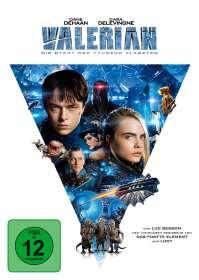 Valerian, DVD