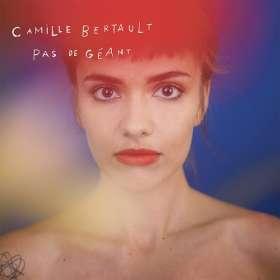 Camille Bertault: Pas De Géant, CD