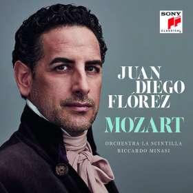 Juan Diego Florez - Mozart, CD