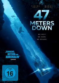47 Meters Down, DVD