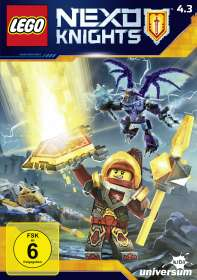 LEGO - Nexo Knights Staffel 4 Box 3, DVD