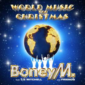 Boney M.: Worldmusic for Christmas, 2 CDs