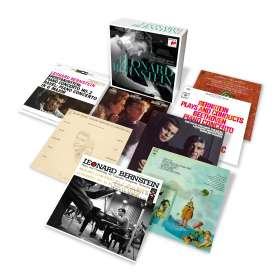 Leonard Bernstein - The Pianist, CD
