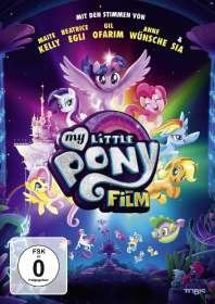 My little Pony - Der Film, DVD