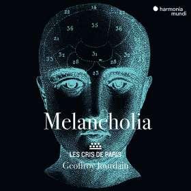 Les Cris de Paris - Melancholia (Madrigale & Motetten um 1600), CD