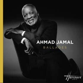 Ahmad Jamal (geb. 1930): Ballades, CD