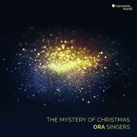 ORA Singers - The Mystery of Christmas, CD