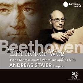 Ludwig van Beethoven (1770-1827): Klaviersonaten Nr.16-18, CD