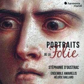 Stephanie D'Oustrac - Portraits de la Folie, CD