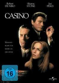 Martin Scorsese: Casino, DVD