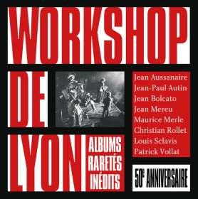 Workshop De Lyon, 6 CDs