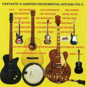 Various Artists: Fantastic & Rarities 50s & 60s, CD