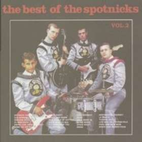 The Spotnicks: The Best Of The Spotnicks Vol. 2, CD