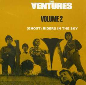 Ventures: Vol. 2: (Ghost) Riders In The Sky, CD